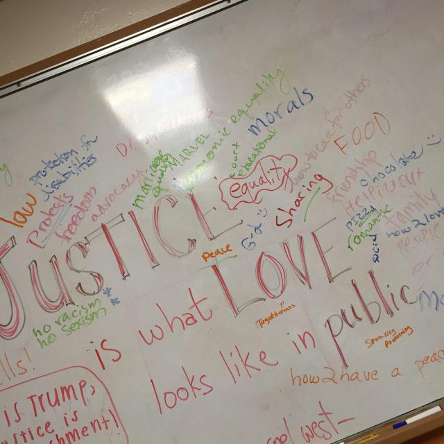 Justice is what love looks like in public Dr Cornelhellip
